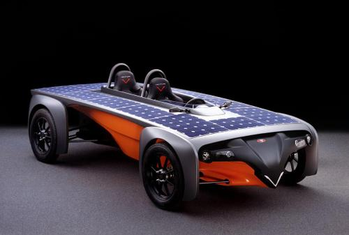 Venturi_solar_powered_car