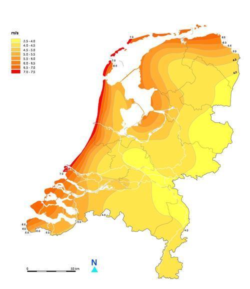 Windmap_the_netherlands
